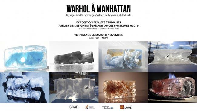 Warhole à Manhattan